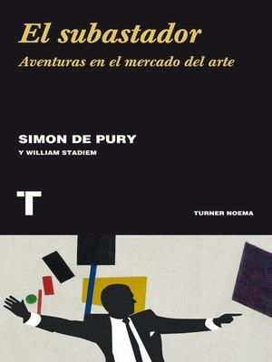 cover image of El subastador