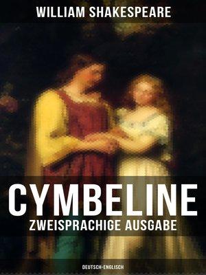 cover image of Cymbeline (Zweisprachige Ausgabe