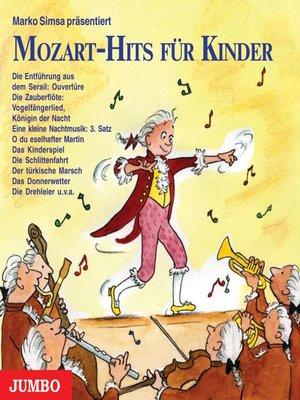 cover image of Mozart-Hits für Kinder