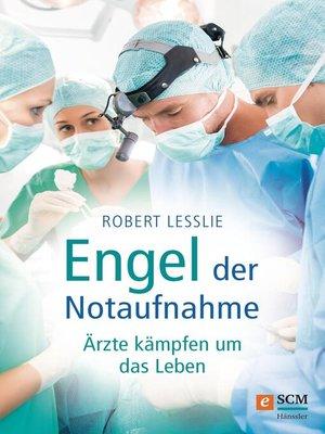 cover image of Engel der Notaufnahme