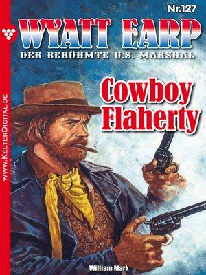 cover image of Wyatt Earp 127 – Western