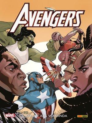 cover image of Avengers--Gefahr aus Wakanda