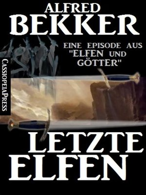 cover image of Letzte Elfen