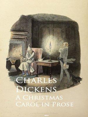 cover image of Christmas Carol