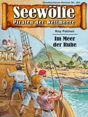cover image of Seewölfe--Piraten der Weltmeere 181
