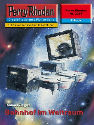 cover image of Perry Rhodan 2256