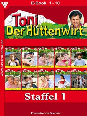 cover image of Toni der Hüttenwirt Staffel 1 – Heimatroman