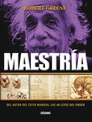 cover image of Maestría