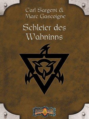 cover image of Schleier des Wahnsinns