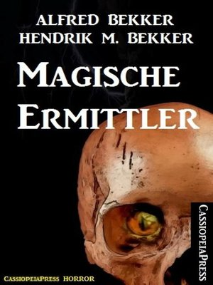 cover image of Magische Ermittler
