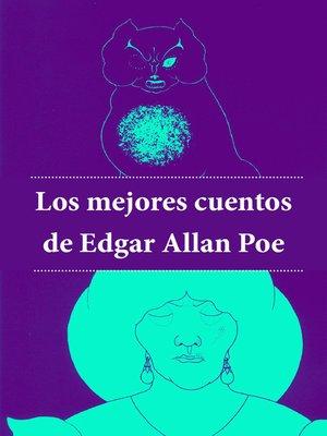 cover image of Los mejores cuentos de Edgar Allan Poe (con índice activo)