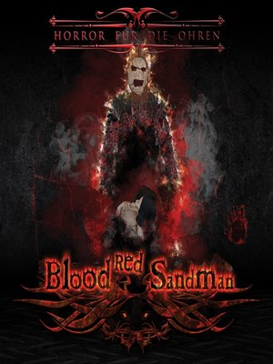 cover image of Blood Red Sandman