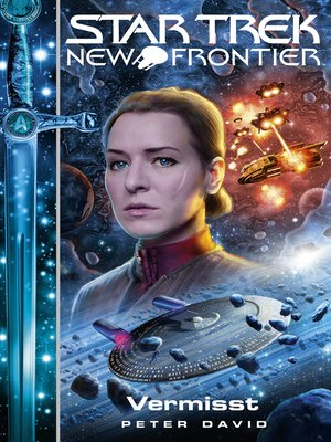 cover image of Star Trek--New Frontier 15