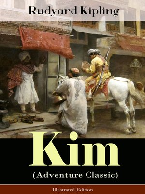 cover image of Kim (Adventure Classic)--Illustrated Edition