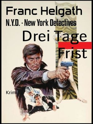 cover image of Drei Tage Frist