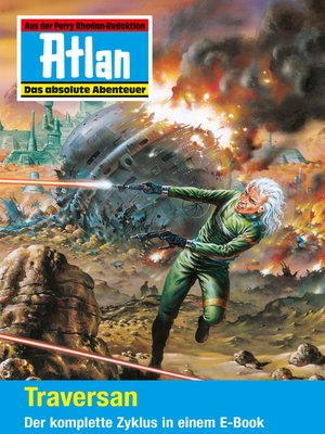 cover image of Atlan--Traversan-Zyklus (Sammelband)