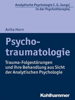 cover image of Psychotraumatologie