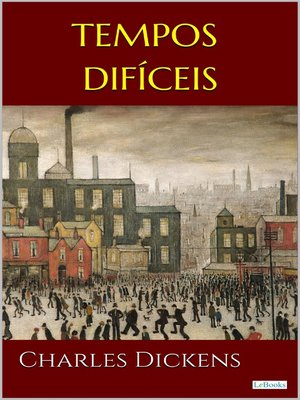 cover image of TEMPOS DIFÍCEIS--Dickens