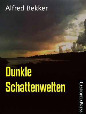 cover image of Dunkle Schattenwelten