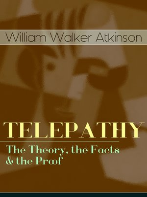 cover image of TELEPATHY--The Theory, the Facts & the Proof