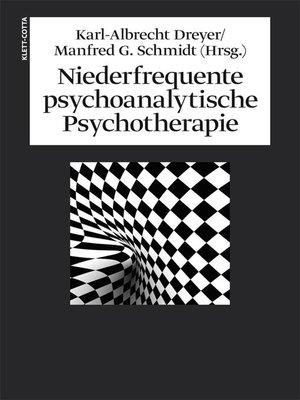 cover image of Niederfrequente psychoanalytische Psychotherapie