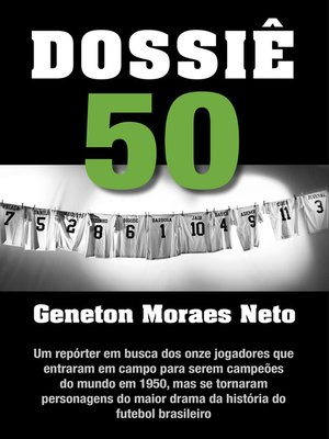 cover image of Dossiê 50