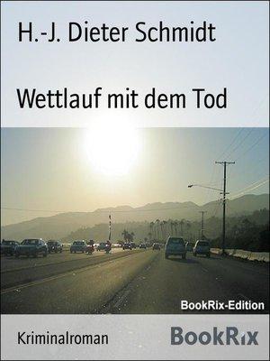 cover image of Wettlauf mit dem Tod