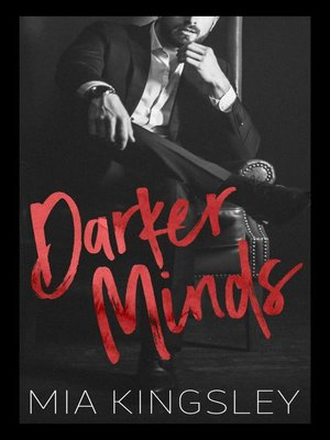 cover image of Darker Minds