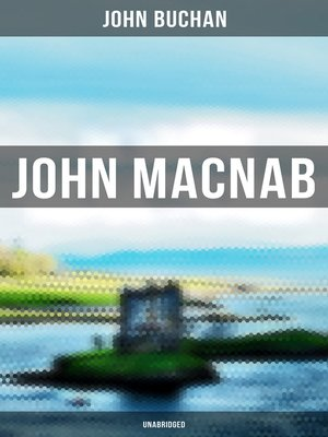 cover image of John Macnab (Unabridged)