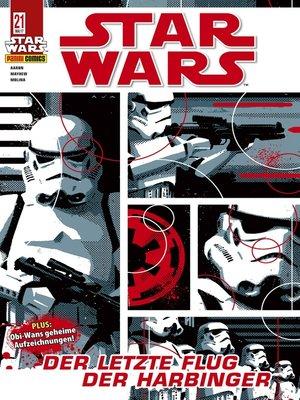 cover image of Star Wars, Comicmagazin 21--Der letzte Flug der Harbinger
