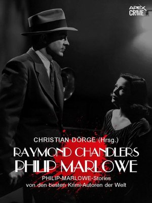 cover image of RAYMOND CHANDLERS PHILIP MARLOWE