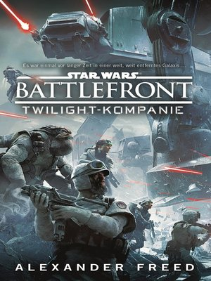 cover image of Star Wars Battlefront