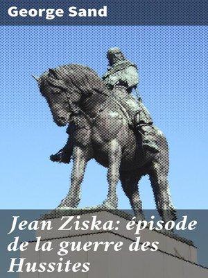 cover image of Jean Ziska