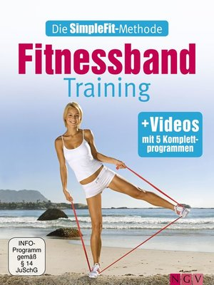 cover image of Die SimpleFit-Methode--Fitnessband-Training