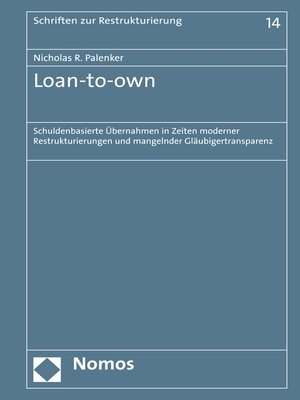cover image of Loan-to-own