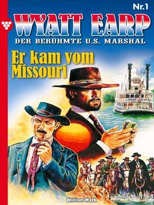 cover image of Wyatt Earp 1 – Western