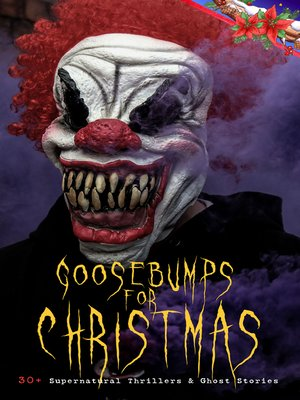 cover image of Goosebumps for Christmas