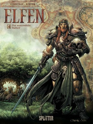 cover image of Elfen. Band 4