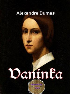 cover image of Vaninka