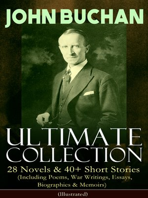 cover image of JOHN BUCHAN – Ultimate Collection