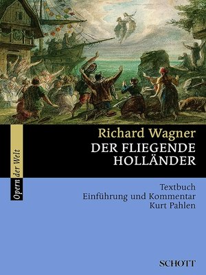 cover image of Der fliegende Holländer