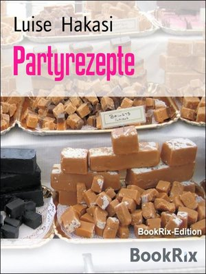 cover image of Partyrezepte