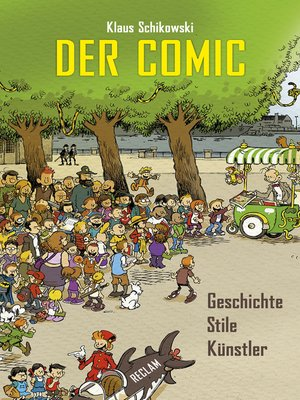 cover image of Der Comic