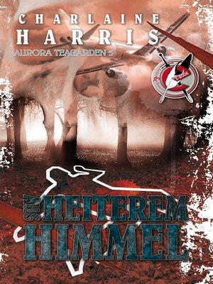 cover image of Aus heiterem Himmel