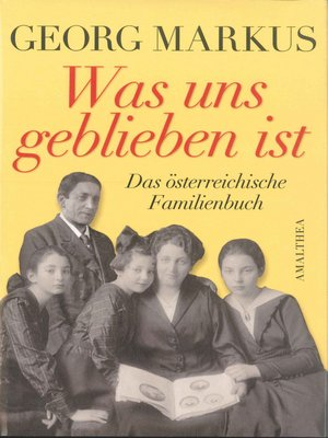 cover image of Was uns geblieben ist