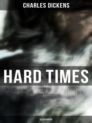 cover image of HARD TIMES (Illustrated)