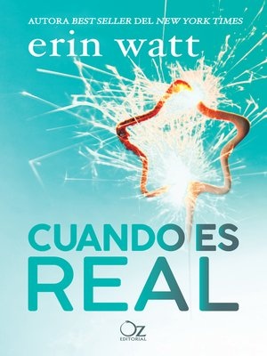 cover image of Cuando es real