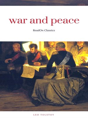 cover image of War and Peace (ReadOn Classics)