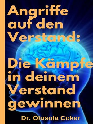 cover image of Angriffe auf den Verstand