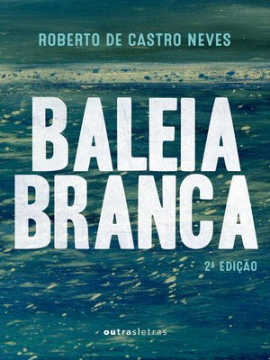 cover image of Baleia branca